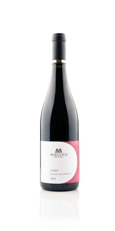 André jakostní víno 2019 z Velkých Pavlovic přímo ze srdce jižní Moravy.